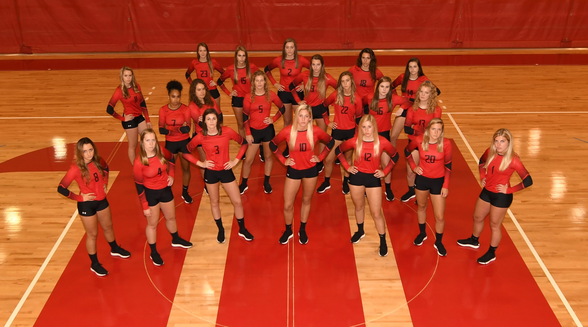 2018 Wittenberg Volleyball