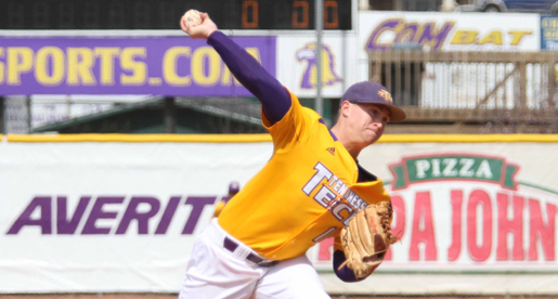 Golden Eagles drop pitcher's duel at Middle Tennessee