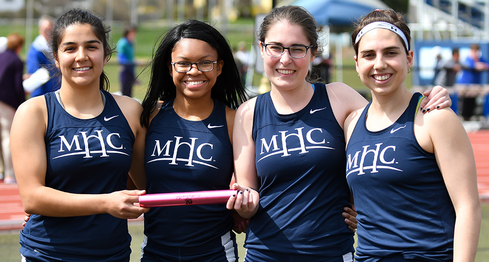 Track & Field Finishes Third at Spring Fling Invitational