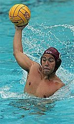 Conference Play Open Up for Men's Water Polo