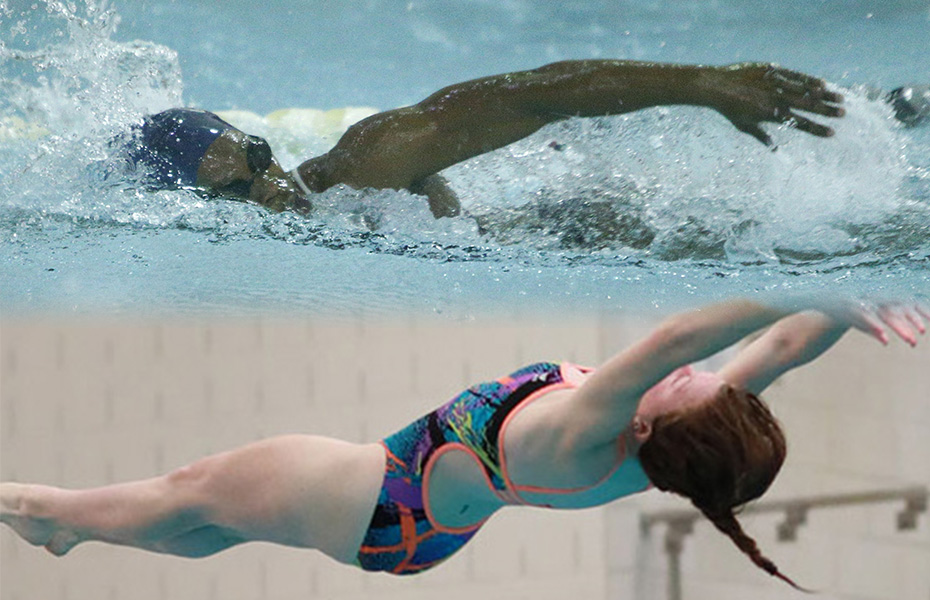 SUNYAC Selects PrestoSports Women's Swimming and Diving Athletes of the Week