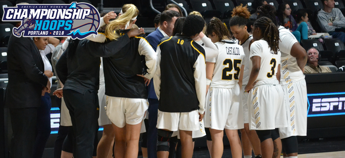 No. 8 UMBC Takes on No. 1 Maine in America East Quarterfinals on Saturday