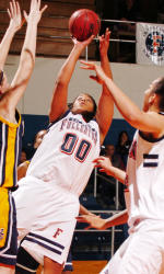 Titans Pull Even in Big West Play Thanks to 75-67 Victory Over Anteaters