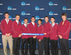 Stags Finish 29th At NCAA Championships