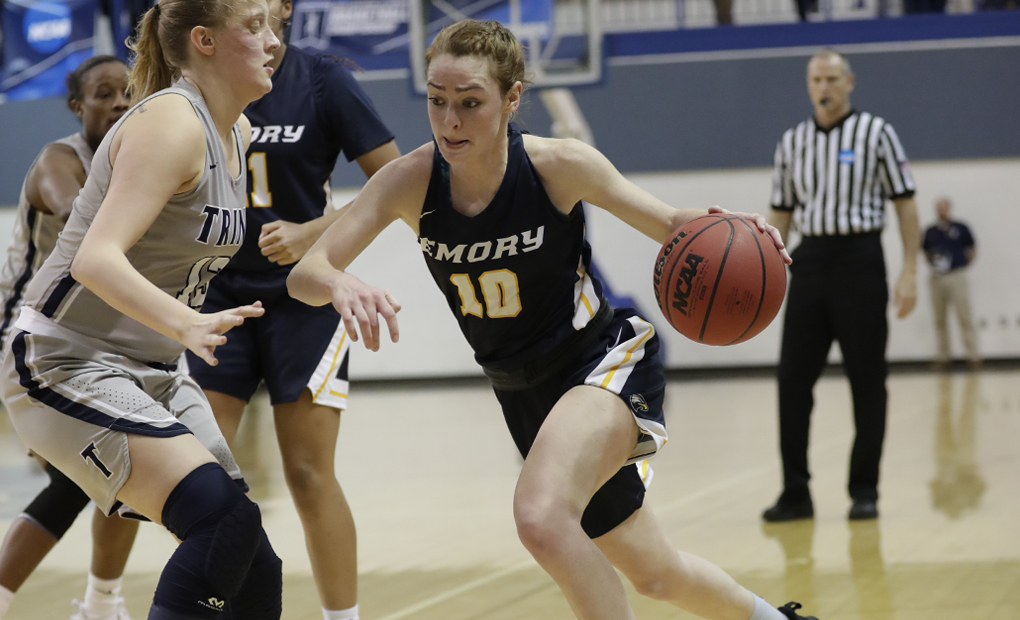 Women's Basketball Falls 57-54 to No.-5 Trine in NCAA First Round
