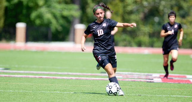 LC Women Soccer Rides Strong Second Half to 3-0 Victory