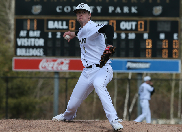 Kelich becomes winningest pitcher in program history; Mountford hits game two walk-off