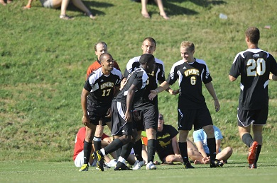 Visits From National Powers Maryland, Penn State Highlight 11-Game 2011 Men's Soccer Slate