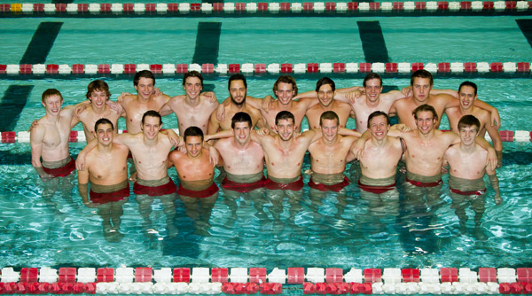 2013-14 Wittenberg Men's Swimming and Diving