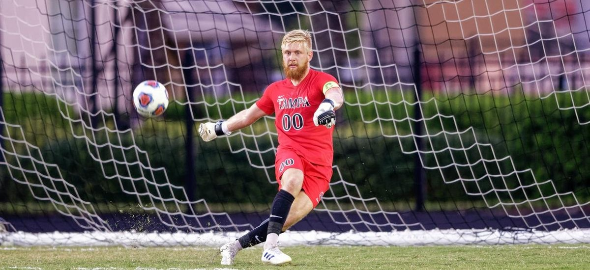 Career Effort By Jake Richards Preserves SSC Tie With Mocs