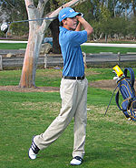 Second Round Struggles Put Gauchos in Seventh-Place at Big West Golf Championships
