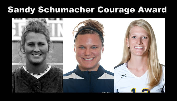 Sandy Schumacher Courage Award Winners Selected