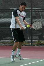 Men's Tennis Defeats San Francisco 6-1