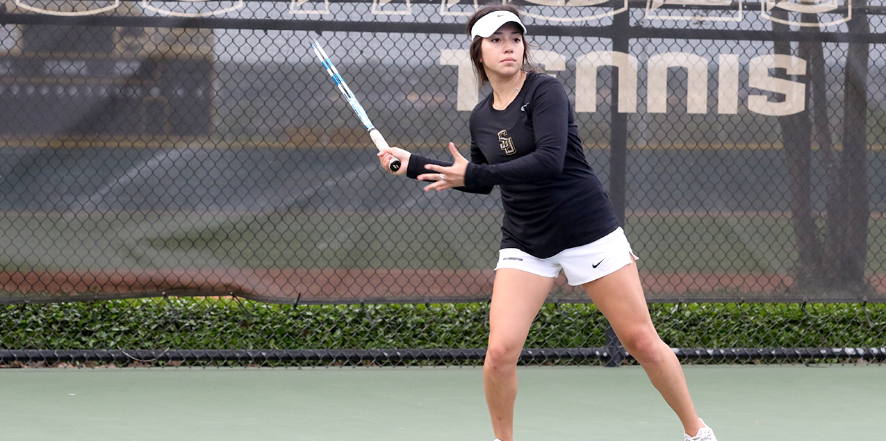 Esther Bowers, Southwestern University, Women's Tennis Singles Player of the Week (Week 3)