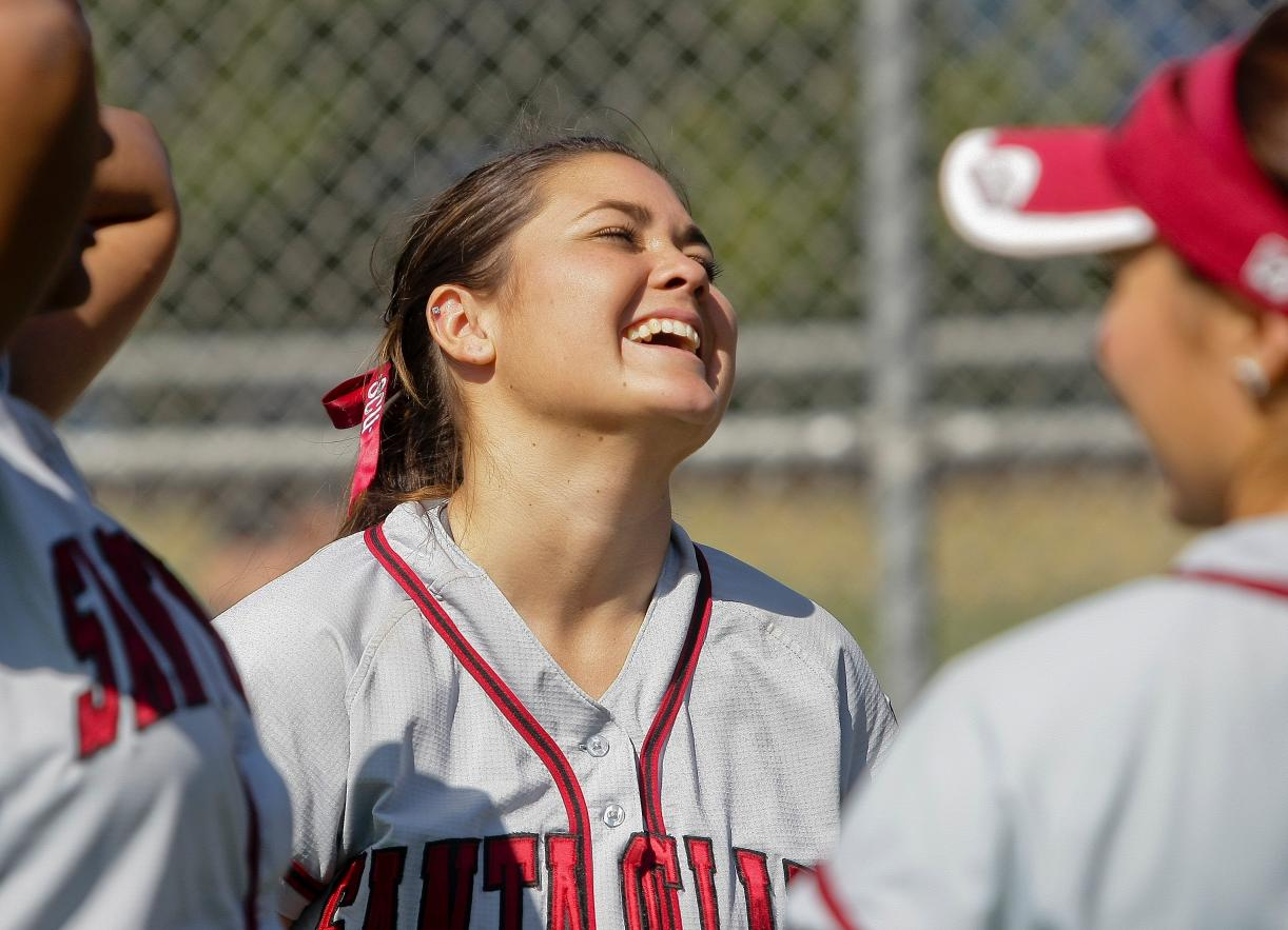 Immediate Impact: SCU Softball Freshman Catcher Breezy Bernard