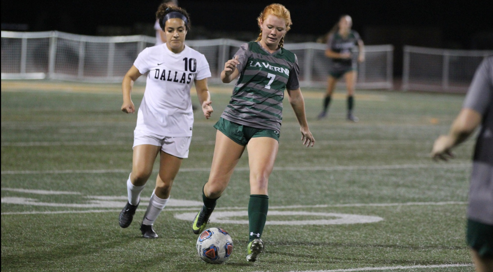 Women's soccer drops close match to North Central