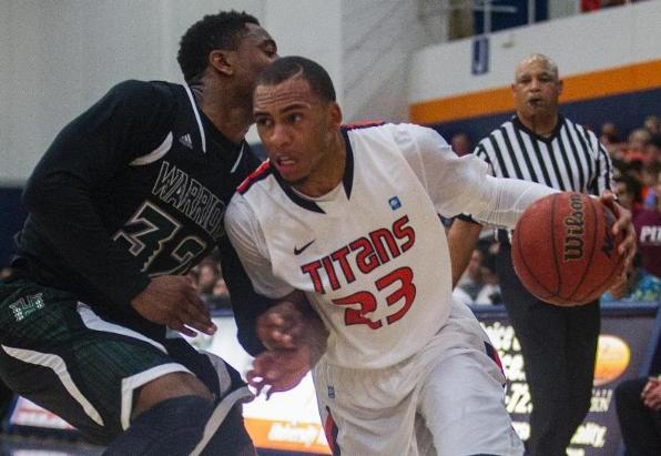 Titans Continue Big West Play on the Road