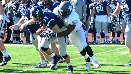 #24 CWRU Comes From Behind to Top Westminster 26-22