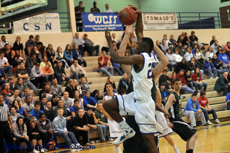 Men's Basketball returns home for pair of NAC games