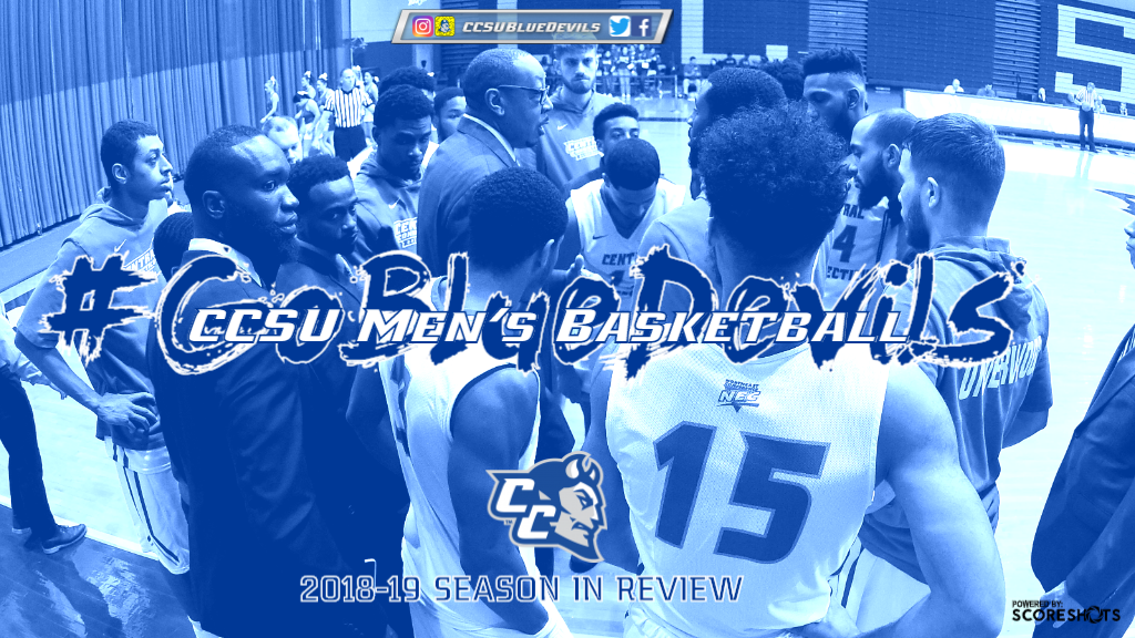Men's Basketball 2018-19 Season in Review