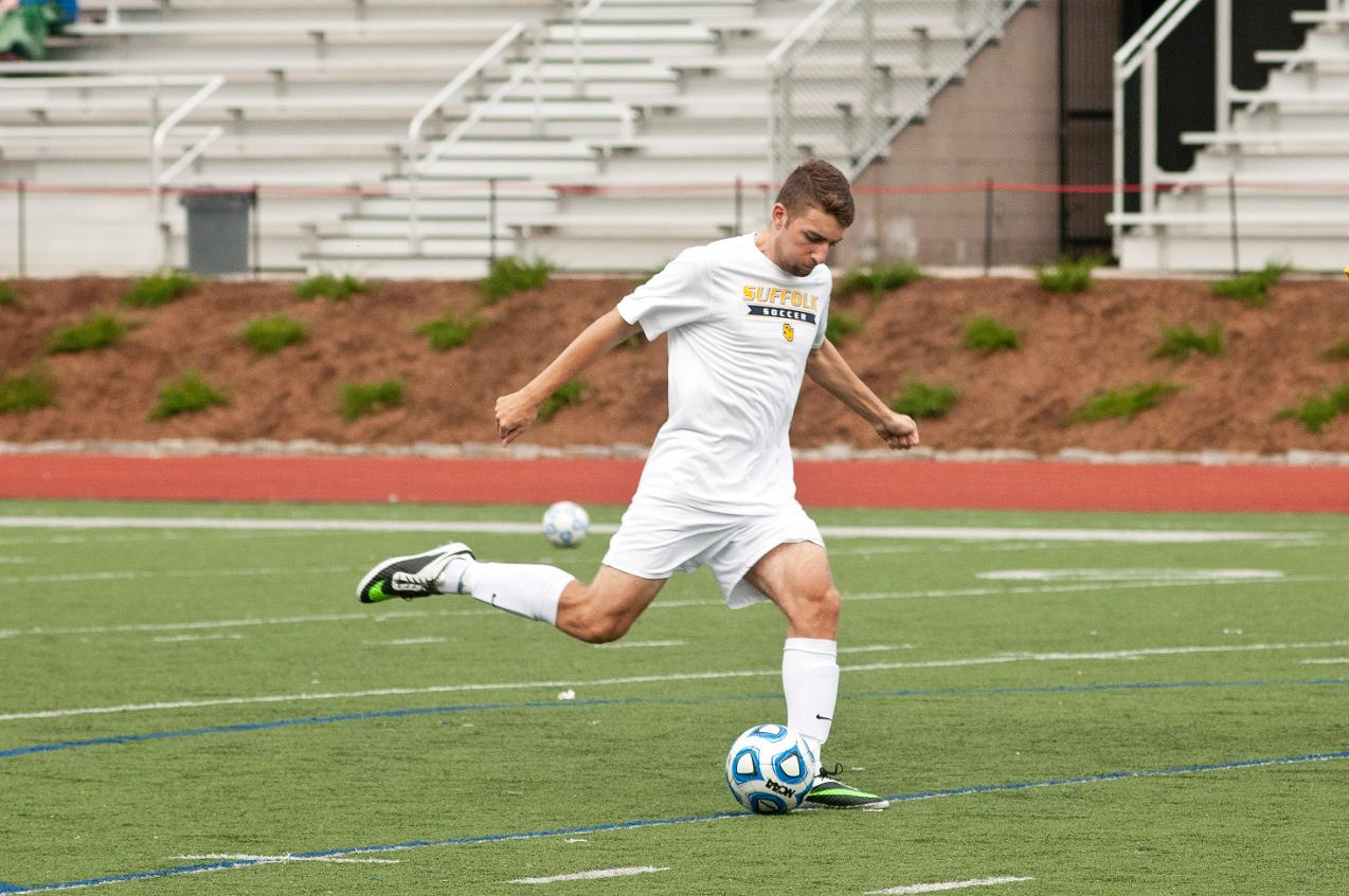 Pine Manor Road Test Awaits Men's Soccer Saturday