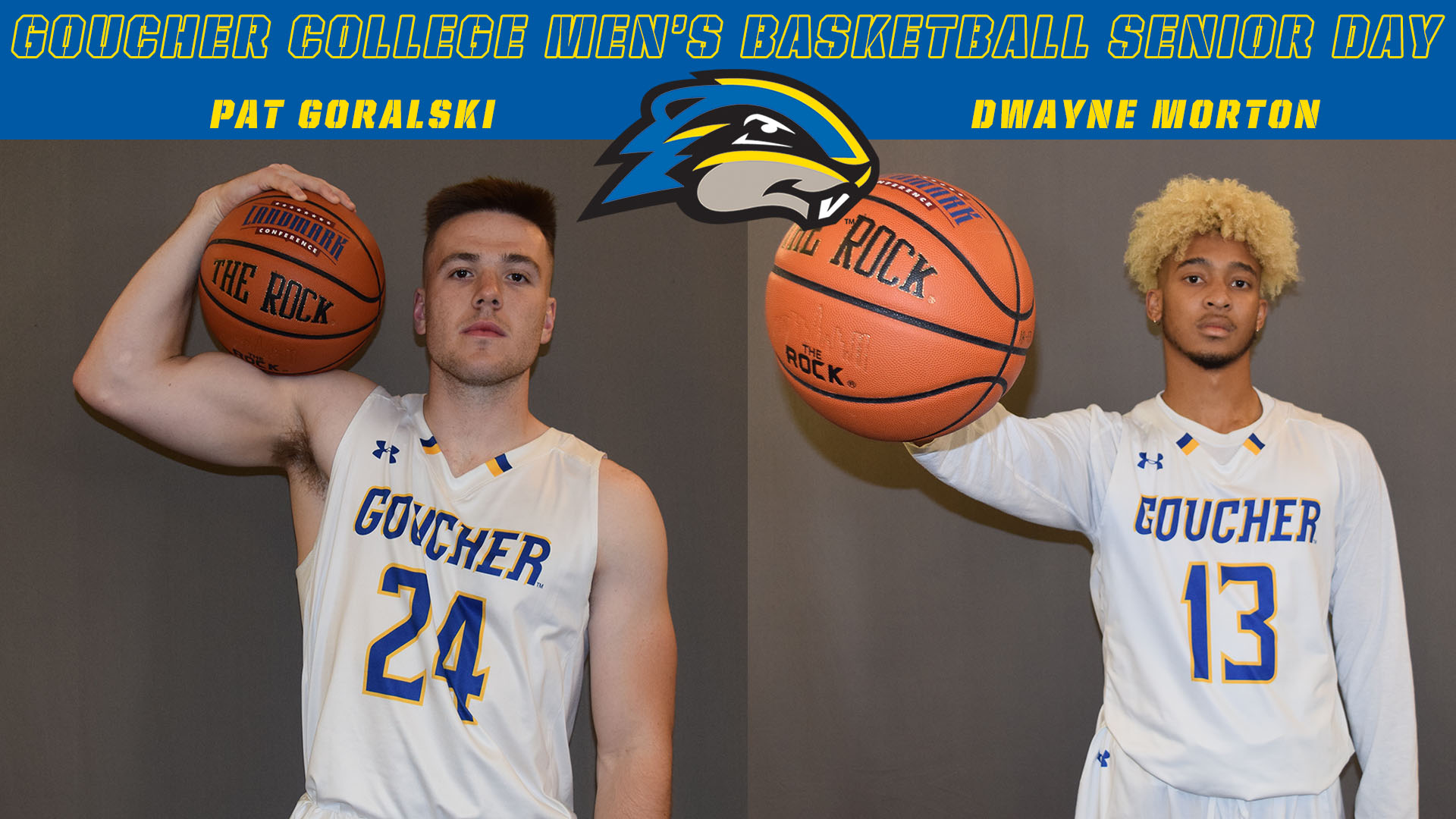 Goucher Men's Basketball Comes Home To Honor Seniors On Saturday Against Moravian