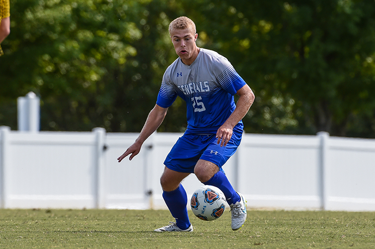 W&L's Will Hamryka Earns United Soccer Coaches Scholar All-America Accolade