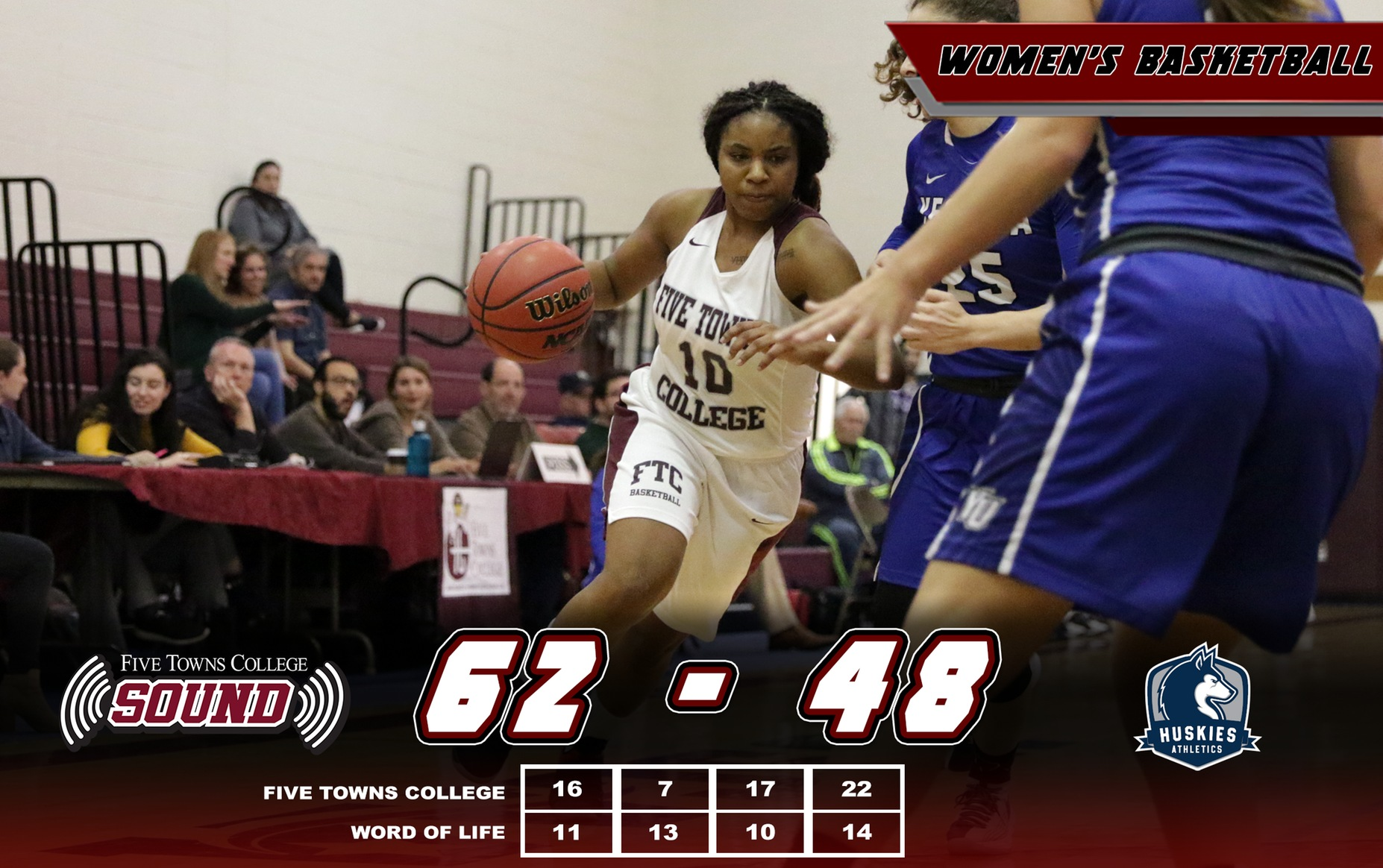 Women's Basketball Takes Home First Win Under Coach Alfaro