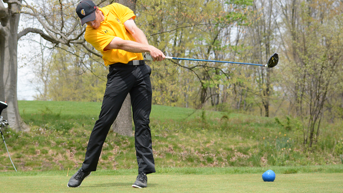 Ferris State Holds First-Day Lead At GLIAC Men's Golf Championships