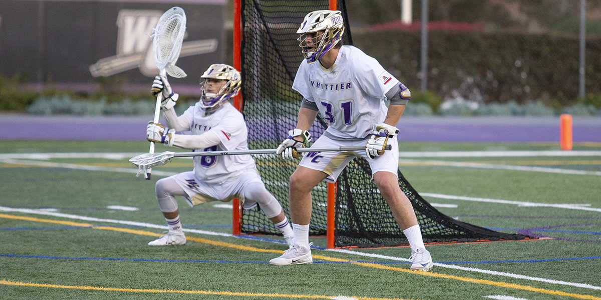 Whittier wins sixth straight; Cruise past Augustana (IL) 16-8