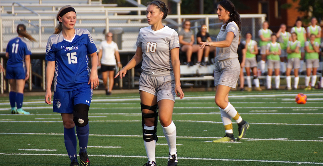 Women's Soccer Drops 3-0 Decision At Ohio Valley