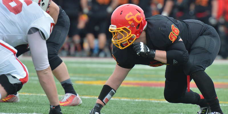 Stearns named IIAC Player of the Week
