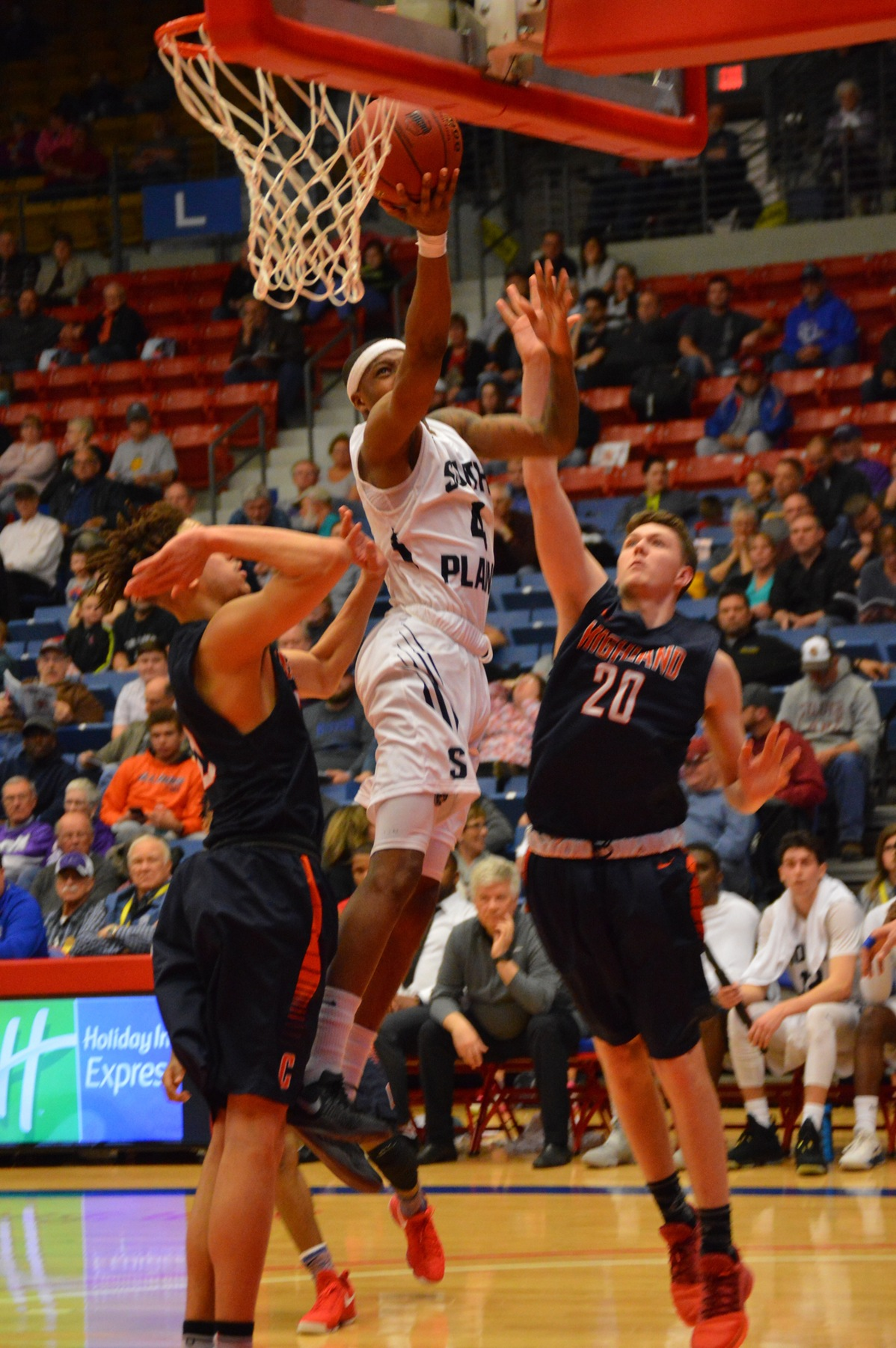 Texans top Cougars 91-71 Monday in opening round of 2018 NJCAA National Tournament in Kansas