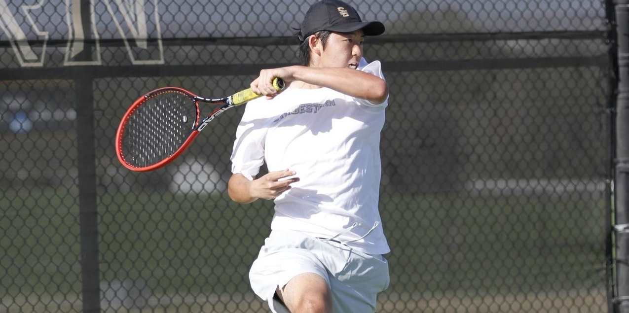 SCAC Men's Tennis Recap - Week Nine