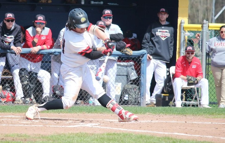 Baseball Concludes Season in NECC Tournament Saturday