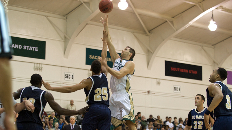 MEN'S BASKETBALL FINAL NON-CONFERENCE TUNEUP COMES SATURDAY AT SAN JOSE STATE