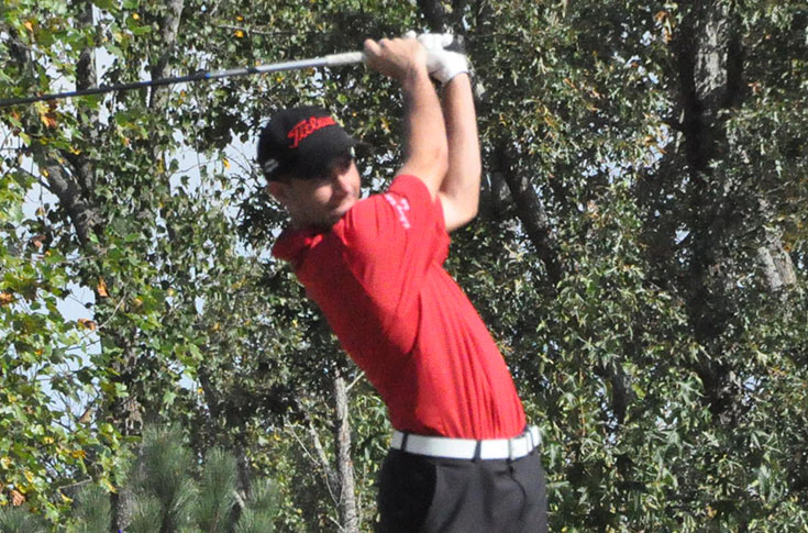 Golf: Logan Lanier named USA South Co-Golfer of the Week