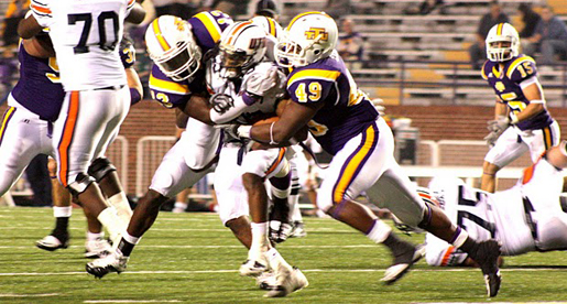 Tech football looks to rebound with its second in-state rivalry of 2010 on Saturday