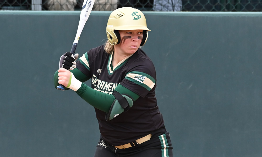 SOFTBALL DROPS A PAIR AT WEBER STATE