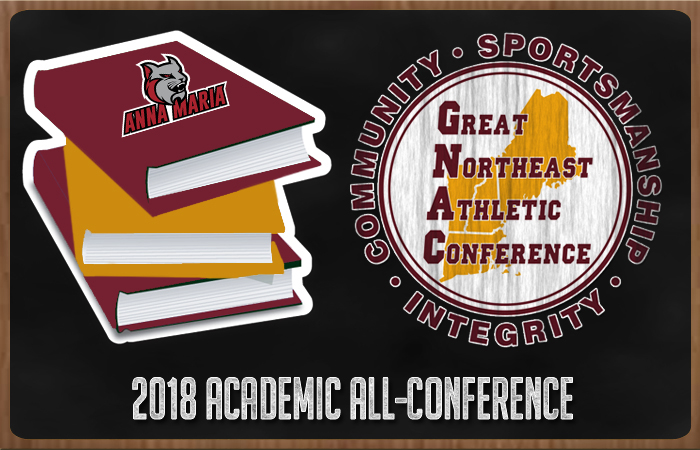 AMCATS 51 Strong in GNAC Academic All-Conference Team
