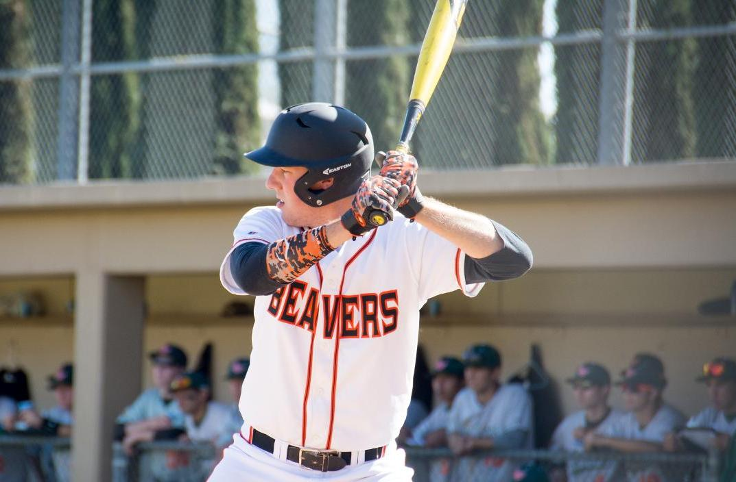 Watson Slugs First Caltech Homer in Two Years Against La Verne