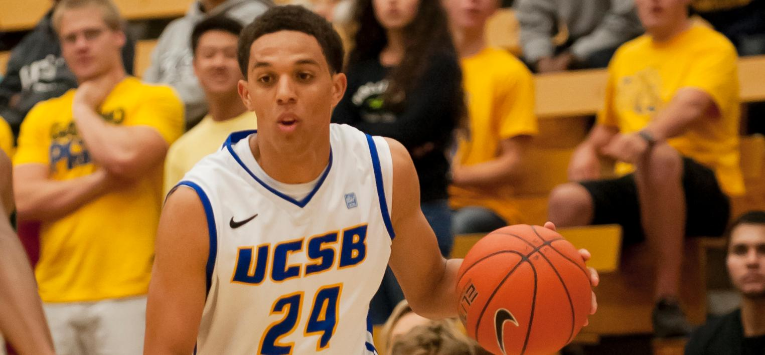 Bryson, Williams Lead Balanced Gauchos to 88-65 Exhibition Win Over Cal State East Bay