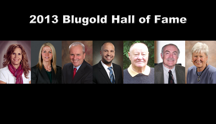 Two Coaches, Five Athletes Selected for 2013 Blugold Hall of Fame