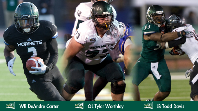 FOOTBALL PLACES NINE ON ALL-BIG SKY CONFERENCE TEAMS