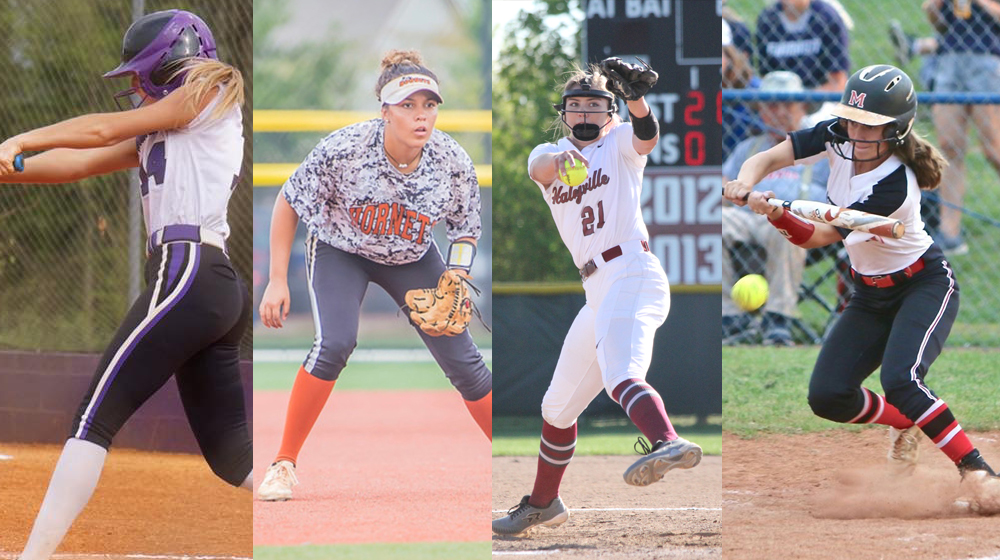 Tech softball inks four as part of DePolo's first class