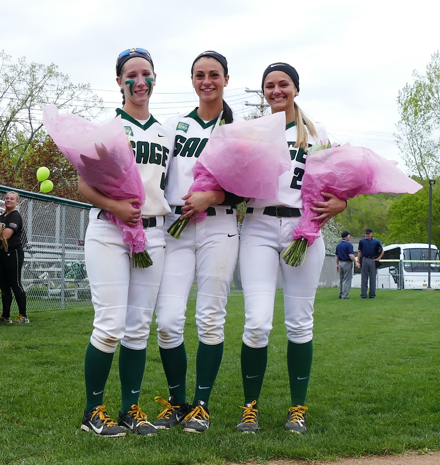 Gator Bats on Fire for Senior Day