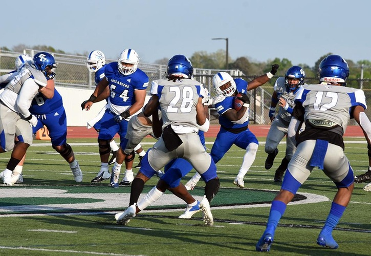 Blinn Football Falls To Cisco, 49-14
