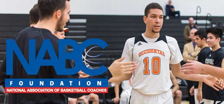 Johnson Named NABC All-District