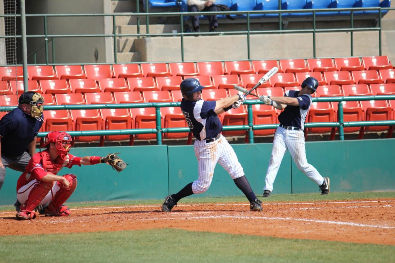 GC Baseball Drops 4-2 Decision at Newberry