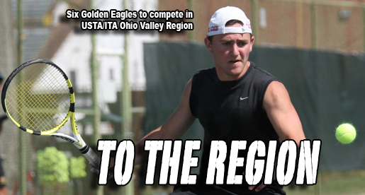 Six Golden Eagles to compete at USTA/ITA Ohio Valley Region